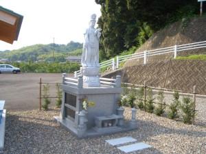 智勝院 永代供養塔