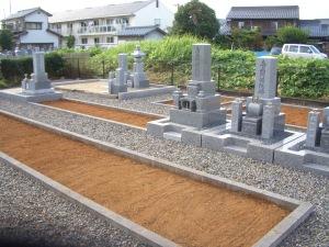 洞泉寺高屋墓地