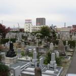加納穴釜墓地