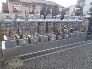 夫婦用の永代供養墓