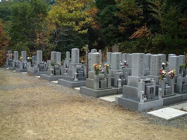 綺麗に整った墓地で、空きはございます