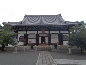 豊臣秀吉が再建した阿弥陀堂
