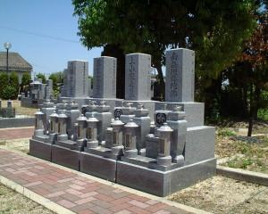 0.7聖地セット墓エリアです