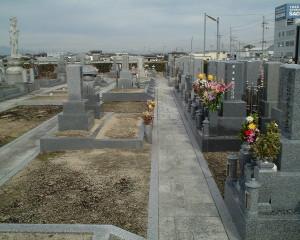 正念寺千日墓地