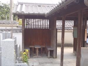 小野小町が装飾された女性だけの納骨堂「小町堂」
