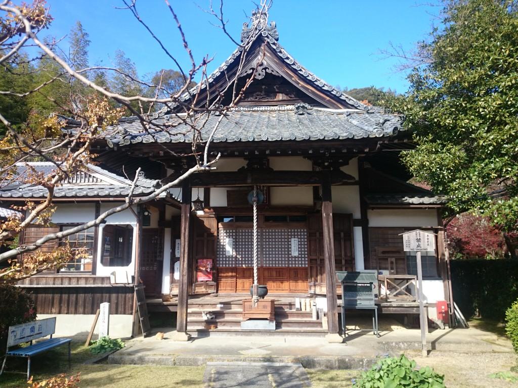 西山浄土宗のお寺です