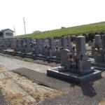 乙津寺墓地(鏡島弘法)